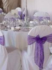 Chair Cover Hire around the North West, Lancashire and Cheshire