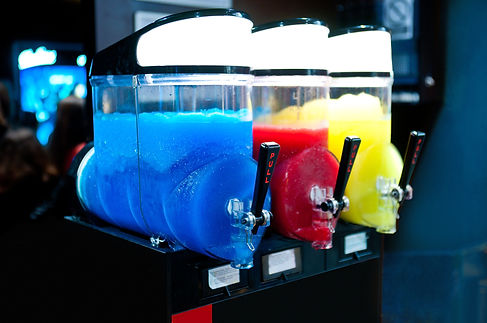 Slush Machine Hire around the North West, Lancashire and Cheshire