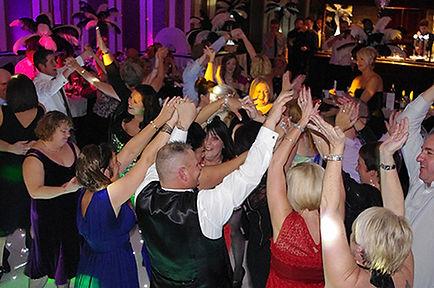 Wedding DJ Hire around the North West, Lancashire and Cheshire