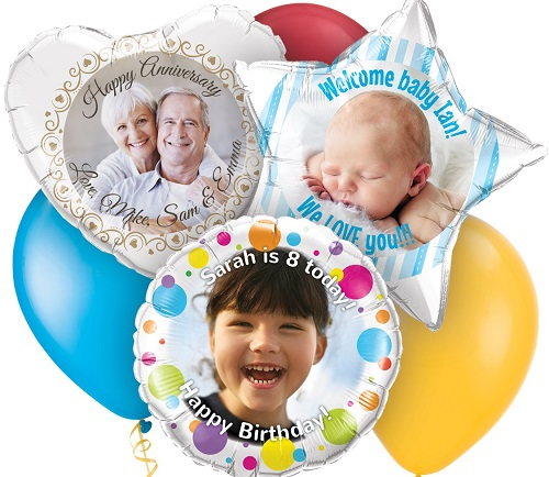 Personalised Printed Balloon