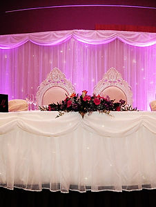 Starlit Backdrop & Draping Hire around the North West, Lancashire and Cheshire
