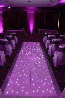 LED Starlit Aisle Runner
