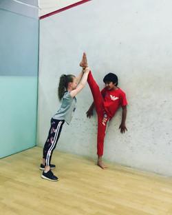 Lyrical & Contemporary Dance Classes