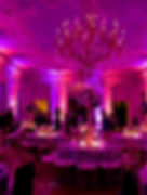 Mood Lightng Hire around the North West, Lancashire and Cheshire