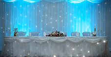 Starlit Backdrop & Draping Hire  in the North West, Cheshire and Lancashire!