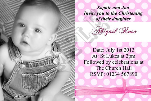 Personalised Invitations are perfect for any event. Be it your wedding celebration, birthday party or even a promotinal event. Coverig the whole of he UK includng the North West, Cheshire and Lancashire.