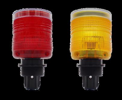 360 Degree Type-D Solar Powered Barricade Light