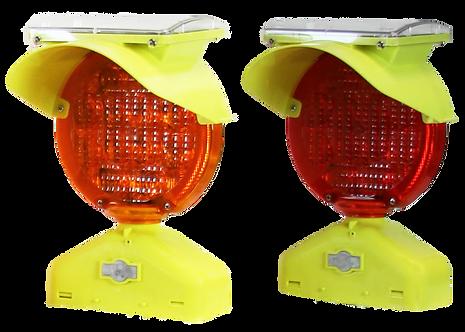 Type-B Solar Powered Traffic  Light