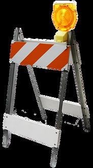 Type-I A-Frame Barricade