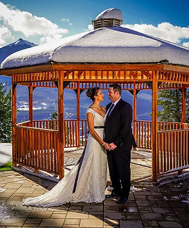 Was a beautiful day for a #wedding in #Canmore #canmorewedding #silvertipresortwedding.jpg
