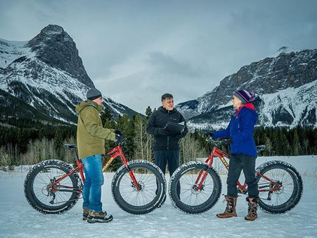 Eloping in Canmore