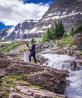 "Take a moment to remember that day you said ""I Do"" #heliwedding #clineriver _rockiesheli.j"