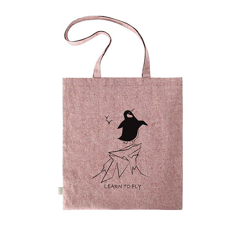 Recycled Shopper Brick - Pinguino