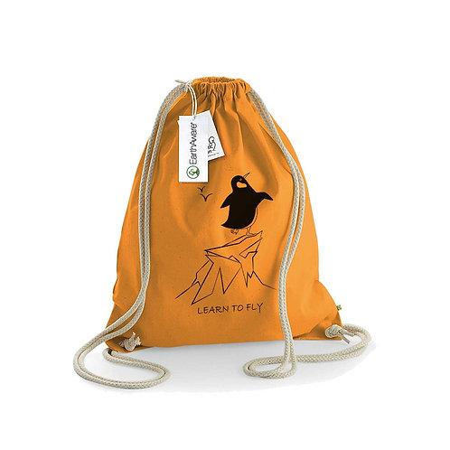 Organic Gymsac Amber - Pinguino
