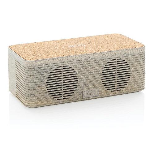 Speaker - Powerbank Fibra di Grano