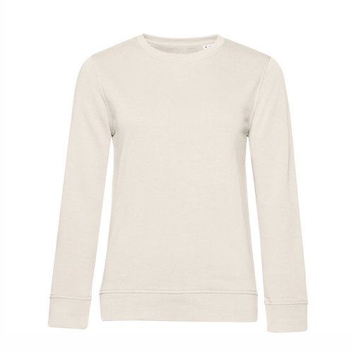 Organic Woman Sweatshirt