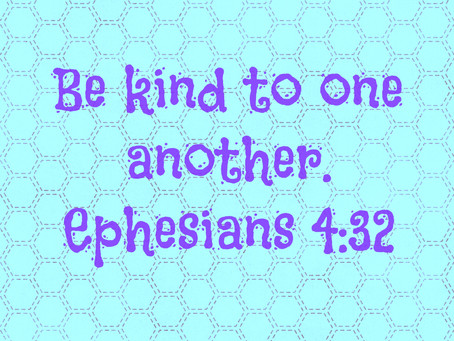 Copy of BE KIND