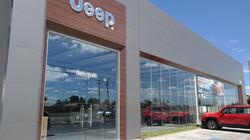 Entrada Jeep