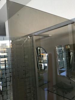 Porta em Vidro Temperado Bronze 8 mm