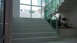 Escada em Vidro Temperado 02