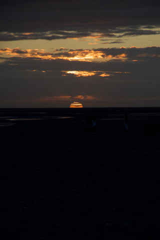 Le Crotoy au coucher / Sunset in Le Crotoy_2