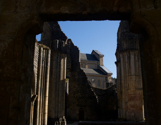 Orval, abbaye/Abbey, hier et aujourd'hui/Past and present_2 - 2021
