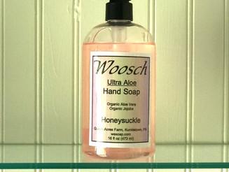 Honeysuckle Hand Soap is Here!!