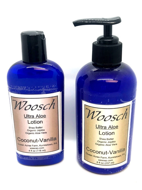 Coconut-Vanilla Lotion