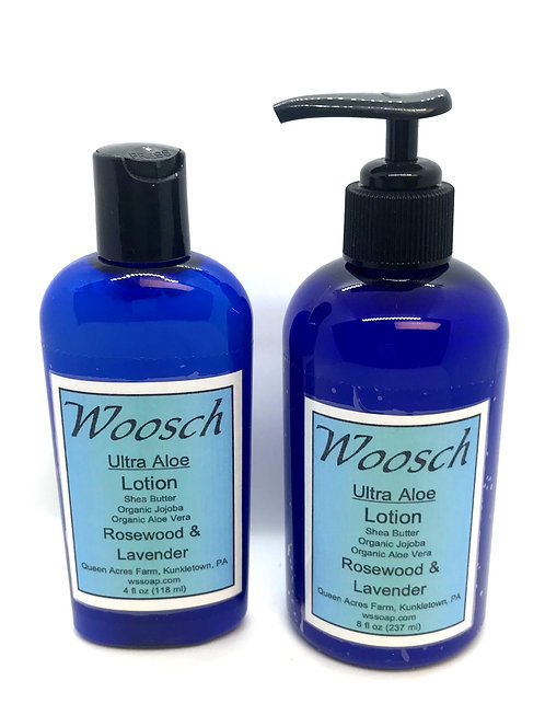Rosewood & Lavender Lotion