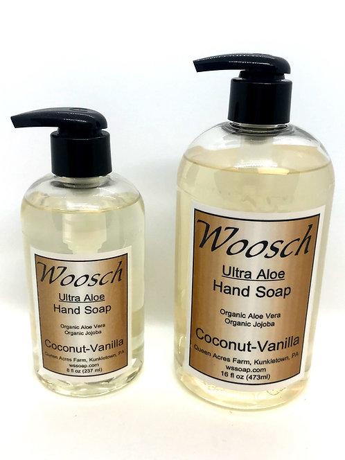Coconut-Vanilla Hand Soap