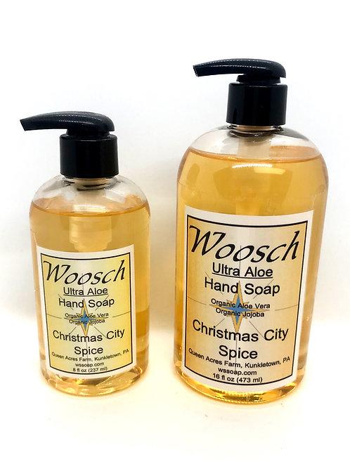 Christmas City Spice Hand Soap