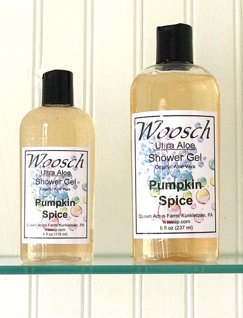 Pumpkin Spice Shower Gel