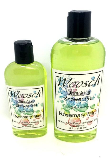 Rosemary-Mint Shower Gel