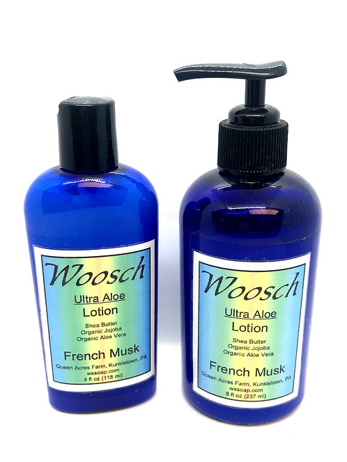 French Musk Lotion