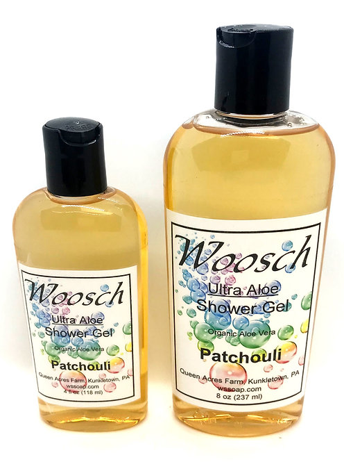 Patchouli Shower Gel