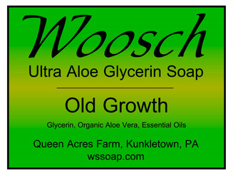New Fragrance: Old Growth
