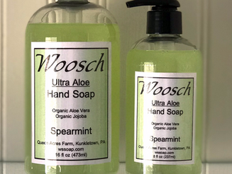 Let's Celebrate--A New Hand Soap and Discount!!