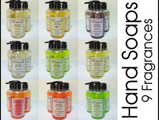 Woosch Hand Soap: The Sale Continues
