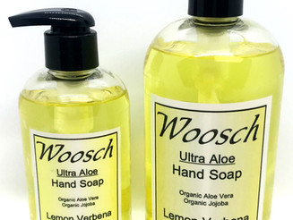 News: Knoebels and 16 Ounce Hand Soap