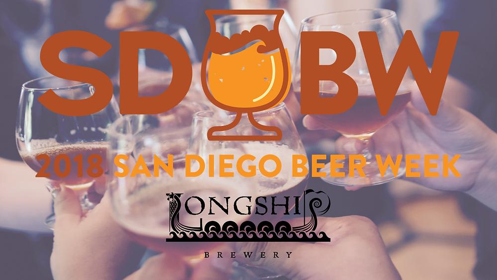 SDBW Longship Brewery