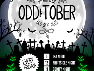 Week of ODD-TOBER
