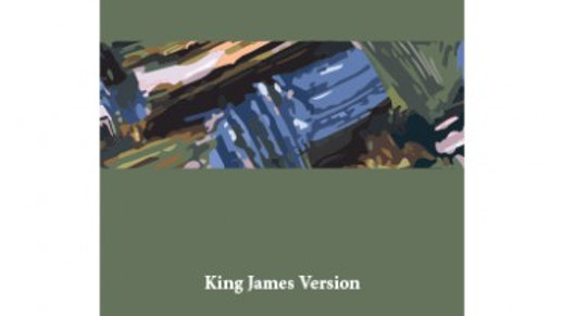 The Holy Bible, King James Version, Mid-Size