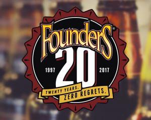 Happy 20th Birthday Founders Brewing!
