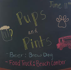 Pup and Pints FTF
