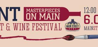 9th Annual Art & Wine Festival