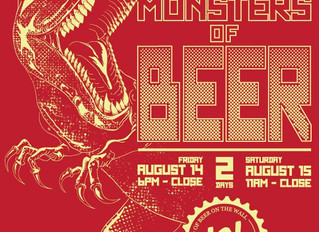 101 Fest:  Monsters of Beer
