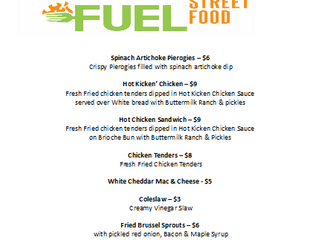 Food Truck Fridays #4 TONIGHT!