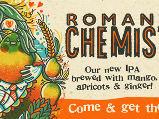 Dogfish Heads brings you a little Romance