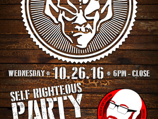 Self Righteous Party!!!!