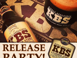 Founders Tap Takeover & KBS Release w/Square Scullery